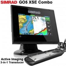 Simrad GO 5 XSE ROW ACTIVEIMAGING 3-IN-1