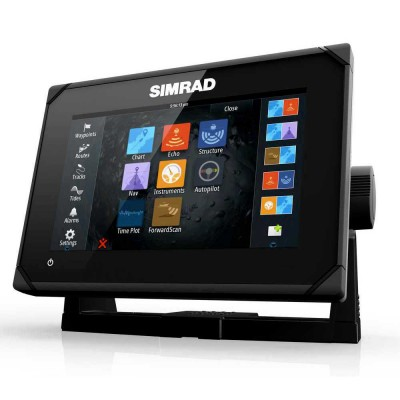 Simrad GO 7 XSE ROW ACTIVE IMAGING 3-IN-1