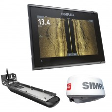 Simrad GO 9 XSE ROW ACTIVEIMAGING 3-IN-1