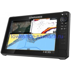 Эхолот-картплоттер Lowrance HDS-16 LIVE with Active Imaging 3-in-1 Transducer