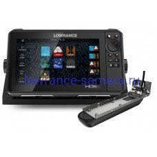 Эхолот-картплоттер Lowrance HDS-9 LIVE with Active Imaging 3-in-1 Transducer