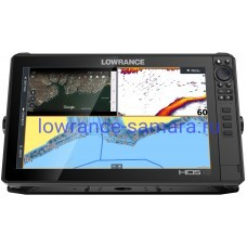Эхолот картплоттер Lowrance HDS-12 LIVE with Active Imaging 3 in 1 Transducer