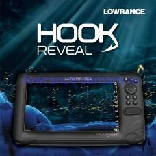 Lowrance Hook Reveal 7 TripleShot